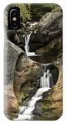 Kent Falls IPhone Case