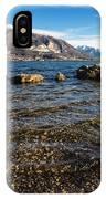 Lago Di Pusiano IPhone Case