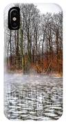 Lake Galena Doylestown IPhone Case