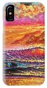Lava Tube Fantasy IPhone X Case