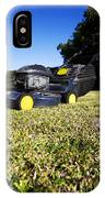 Lawn Mower IPhone Case
