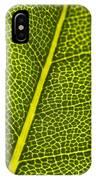 Leafy Details IPhone Case