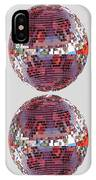 Light Globes Interior Decorations Entertainment Hotels Resorts Casino Bar Las Vegas America Usa IPhone Case