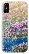 Light Of Spring IPhone Case