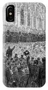 Lincoln Assassination, 1865 IPhone Case