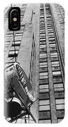 Lindbergh Beacon Hoisted Up IPhone Case