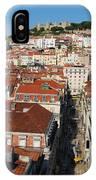 Lisbon Cityscape IPhone Case