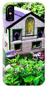 Little Garden Farmhouse IPhone Case