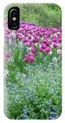Longwood Gardens, Spring Flowers IPhone X Case