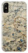 Love On The Rocks IPhone Case