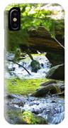 Lower Granite Falls 1 IPhone Case