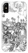 Luther Anniversary, 1617 IPhone Case