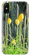 Madrid Flowers IPhone Case