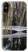 Magnolia Plantation IPhone Case