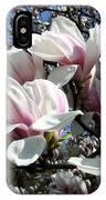Magnolia  Twig IPhone Case