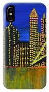 Manhattan Skyline IPhone X Case