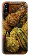 Many Colorful Gourds IPhone Case