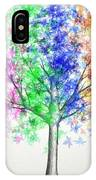 Maple Tree 10 IPhone Case