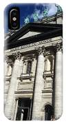 Mary Queen Of The World Cathedral IPhone Case