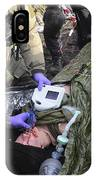 Medics Of The British Special Forces IPhone Case