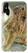 Meerkat Suricata Suricatta IPhone Case