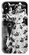 Mexican Folk Dance IPhone Case
