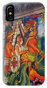 Mexican Wall Art IPhone Case