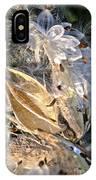 Milkweed II IPhone Case
