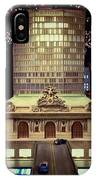 Mini Grand Central IPhone Case