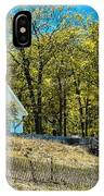 Mission Point Light House Michigan IPhone Case