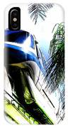 Monorail IPhone Case