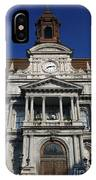 Montreal City Hall IPhone Case
