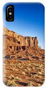 Monument Valley -utah V5 IPhone Case