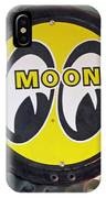 Moon Cap IPhone Case