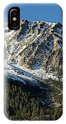 Mount Tom IPhone Case