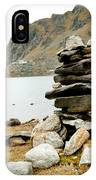 Mountain Lake Gosaikunda Nepal IPhone Case