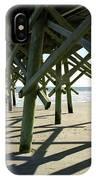 Myrtle Beach Pier IPhone Case