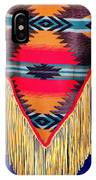 Native American Shawl  IPhone Case