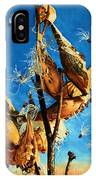 Nature's Launch Pad IPhone Case