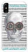 Navajo Skull IPhone Case