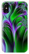 Neon Fantasy IPhone Case