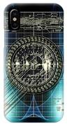New Time Calculation IPhone Case