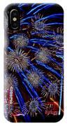 Niagara Fireworks IPhone Case