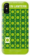 No120 My Green Lantern Minimal Movie Poster IPhone Case