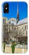 Notre Dame De Paris IPhone Case