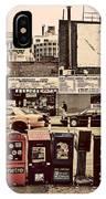 Nyc Street Scene IPhone Case