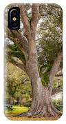 Oak Alley Backyard IPhone Case