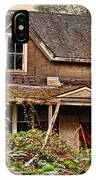 Old Abandon House IPhone Case