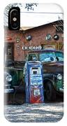 Old Cars On Route 66 IPhone Case