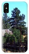 Old Homestead  IPhone Case